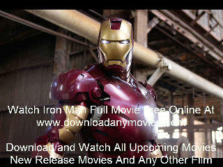 Where To Download Iron Man Full Movie Online