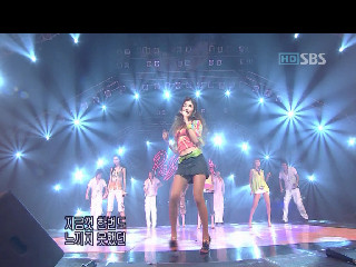 Jewelry - Passion (HD-SBS Inki Gayo 06-19-05)