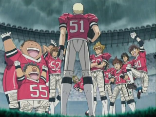 Eyeshield 21 Episode 131 Subbed