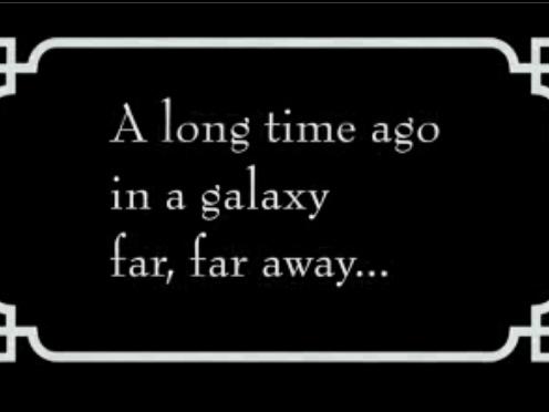 Silent Star Wars