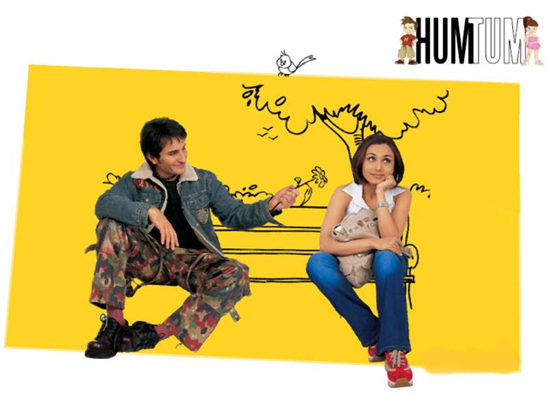 Hum Tum - full movie - Hum Tum