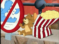 Tom and Jerry Tales- Tiger Cat , Feeding Time, Polar Peril