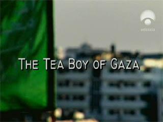 Un niño en Gaza