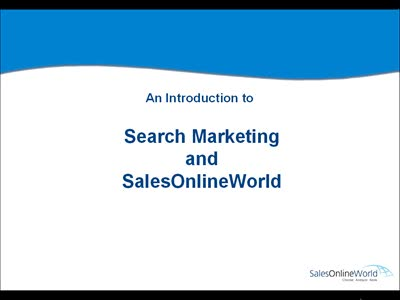 SalesOnlineWorld – Search Marketing Services, SEO, PPC, SMO
