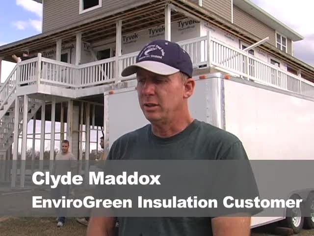 Testimonial Foam Insulation New Orleans Contractor