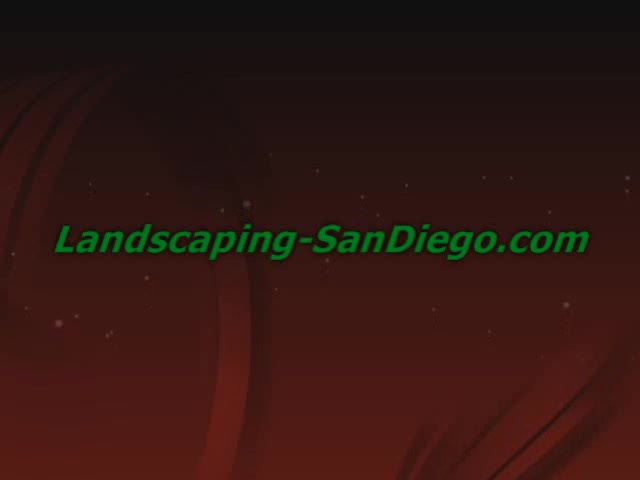 San Diego Landscaping http://Landscaping-SanDiego.com