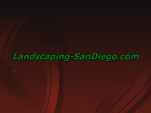We are not EMERALD LANDSCAPING San Diego