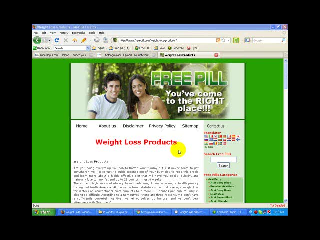 Free Weight Loss Pills Weight Loss Spa Site