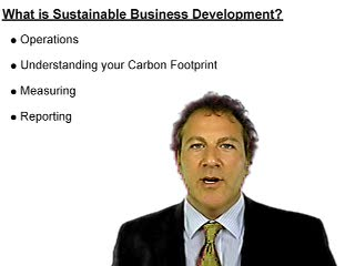 Evan Kopelson: 5 Areas of Sustainable Business Development