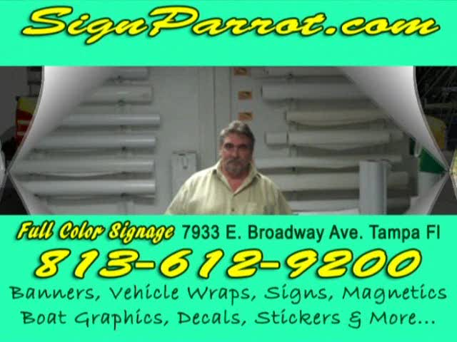 Sign Shop Tampa