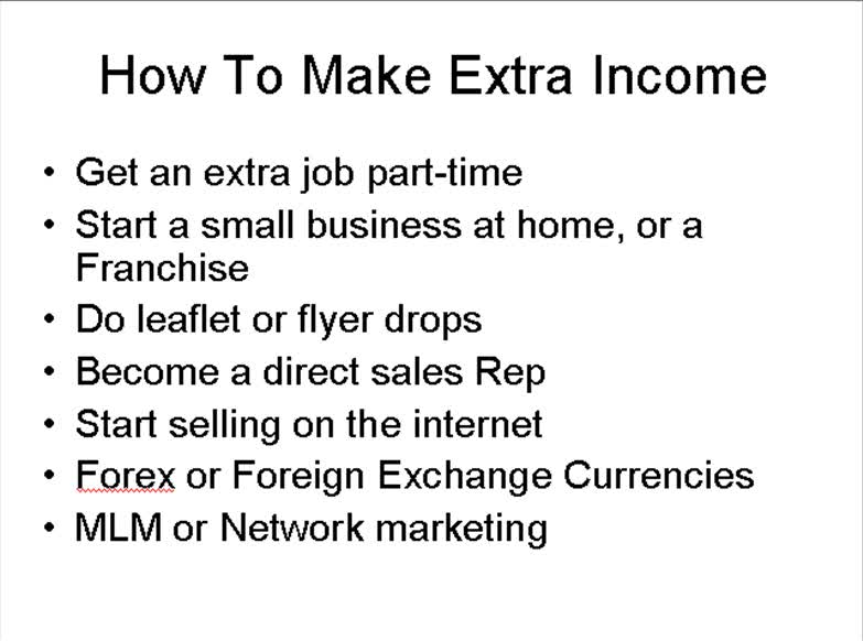 Simple Easy Network marketing