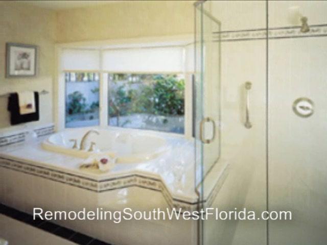 Bathroom Improvement Sarasota FL | http://RemodelingSouthWestFlorida.com