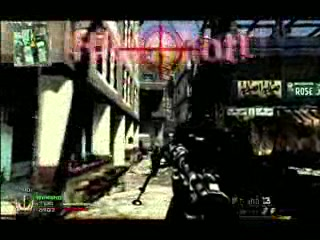 Modern Warfare 2 Sniper Montage - OpTic H3CZ