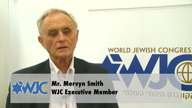 A Minute with WJC Executive Member Mervyn Smith