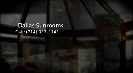Dallas Sunrooms