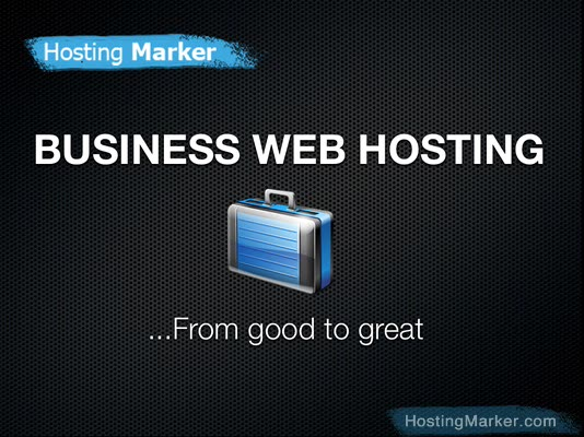 small business web host