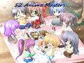 12 Anime Masters