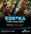 Eureka  -  Hide and Seek