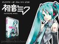 Hatsune Miku(Vocaloid)