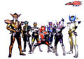 Kamen rider den-o picture video.
