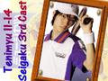 Tenimyu 11-14 [3rd Cast]