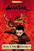 EL Avatar el libro de fuego
