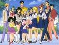 Sailor Moon dance mix