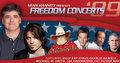 Freedom Concert 2009