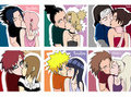 Love Naruto couples