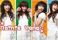 Rainie Yang!
