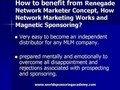 Network Marketing Series