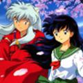 inuyasha and kagome*_~