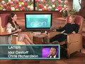 Lauren Grahams talkshow appearances