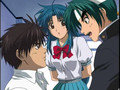 Full Metal Panic? Fumoffu