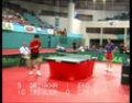 Junior boys team.: Final // ENG - CZE // Drinkhall - Tregler