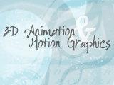 3D Animation & Motion Graphics
