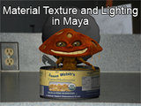 Material Texture and Lighting 3D workflows