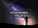 Astronomia Italia