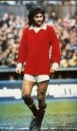 Georgie Best Irish Football