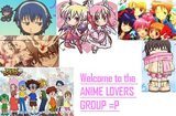 ANIME LOVERS GROUP =P