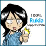 100% Rukia