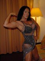 Very Beautiful Muscular Women
