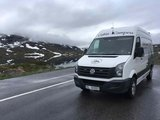 Norway campervan
