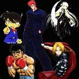 anime busters