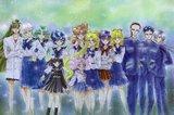 Sailor Moon Series live and ot