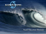 Surf Shooter Hawaii, KahiwaKiwi Media Productions