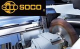 SOCO - Metal saw tube cutting