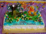 Shloka Ashna First Birthday