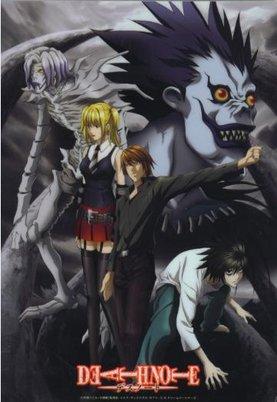 Serie + Ova + Peliculas de Death Note User-Gustavo02333